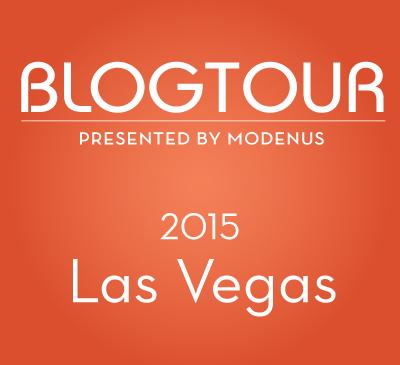 BlogTour Las Vegas 2015