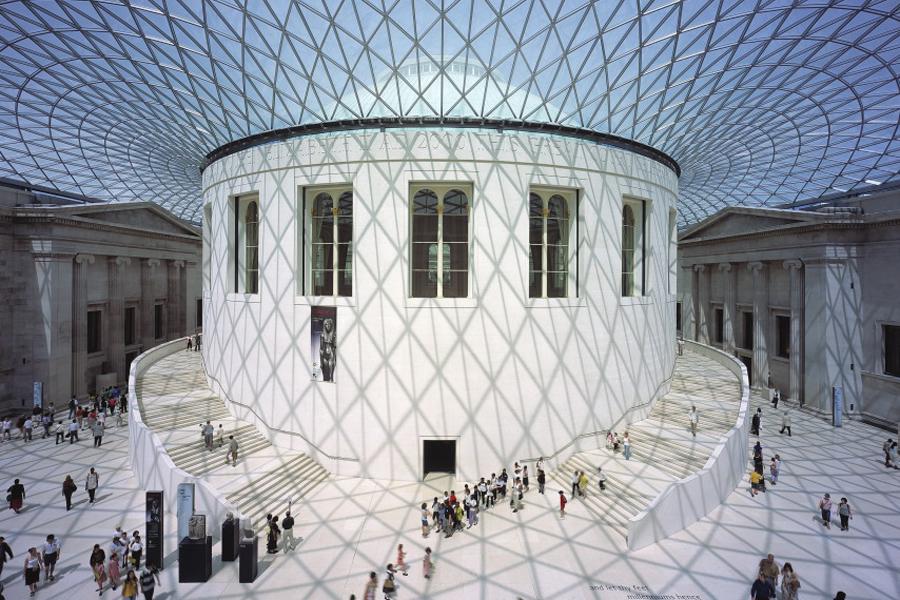 British Museum Hall