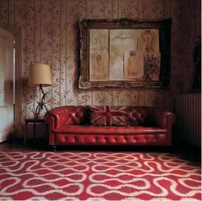 Vivian Westwood rug