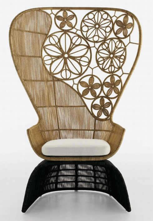 Patricia Urquiola crinoline chair