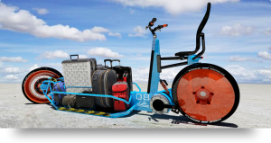 conceptbike Bong Design