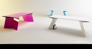 table Bong Design