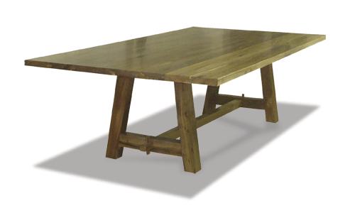 trestle-table Costantini Design