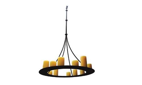 Vincent Chandelier Costantini Design