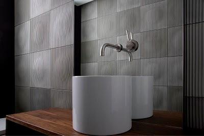 Daniel Ogassian concrete tiles