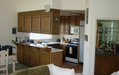 Hornbeck Before Kitchen