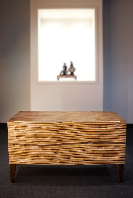 Neapolitan Sideboard by John Galvin