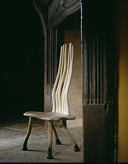 Phoenix Chair by John Makepeace