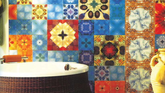 Dominic Crinson Tiles