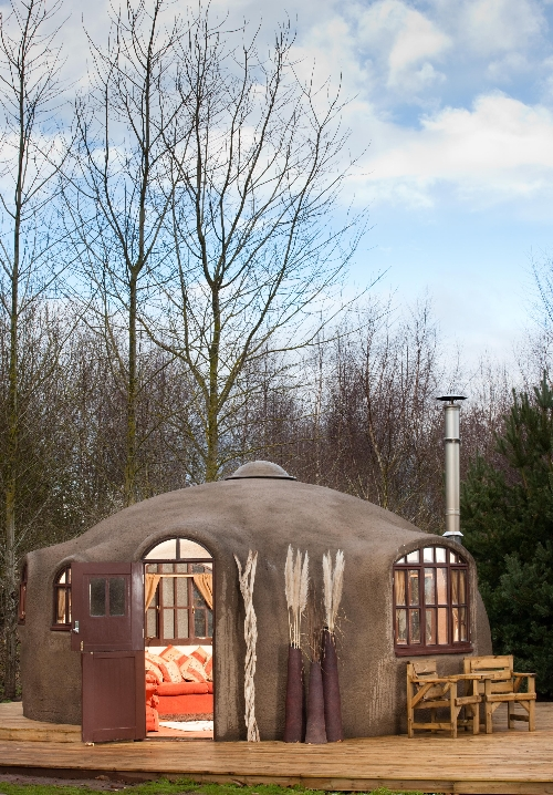 The Dome House by Dingley Dell Big Pot Company