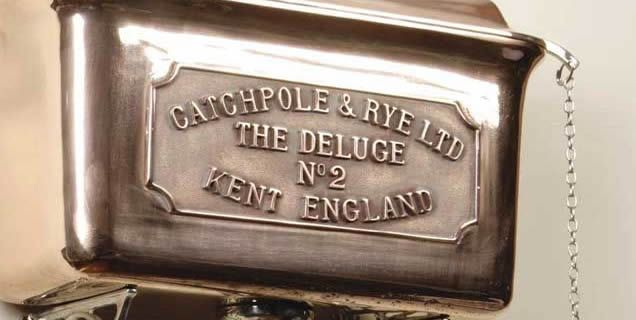 Catchpole & Rye toilet