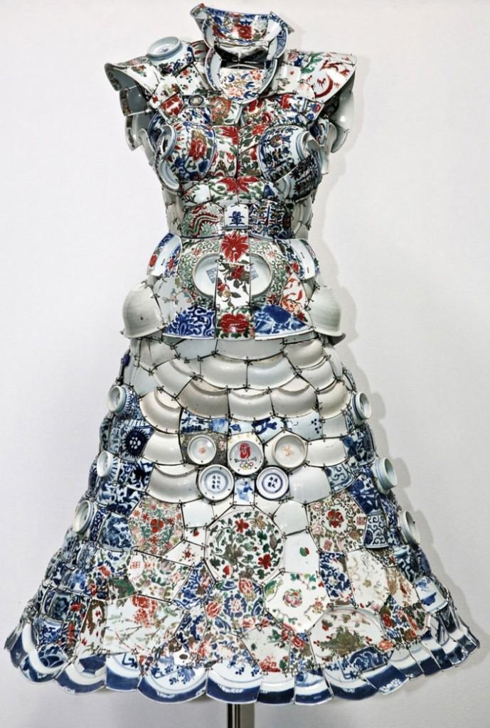 porcelain art by li xiaofeng