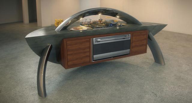 Kitchen  by Splinter Works
