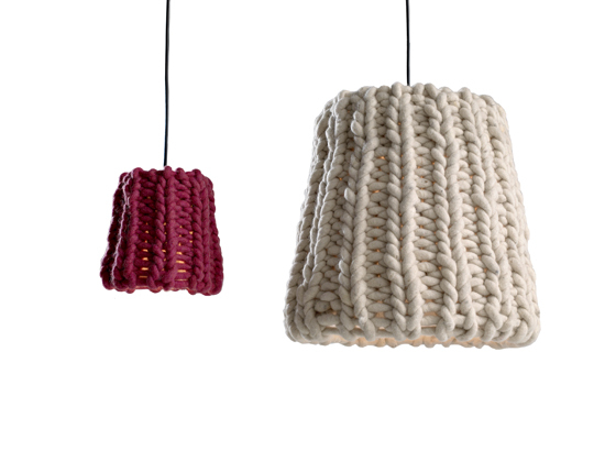 cable knit lights