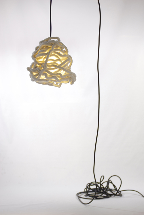 cable knit light