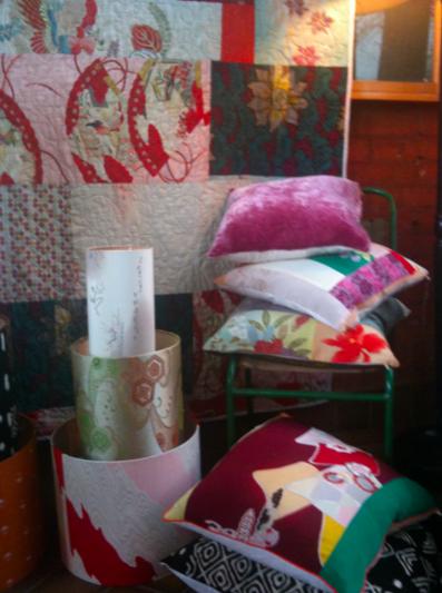Textiles by Cassandra Ellis