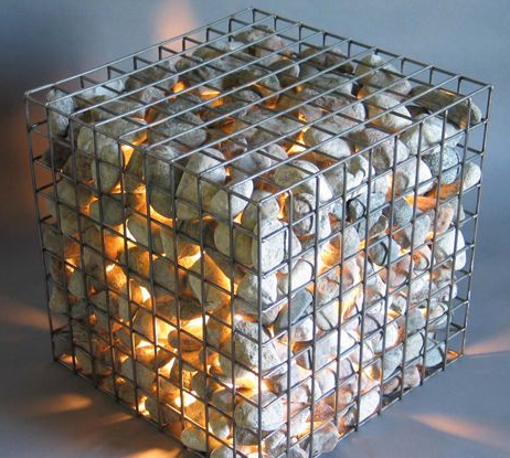 Favorite Crushed glass, crushed marble and riverstones - Lights from  GV67