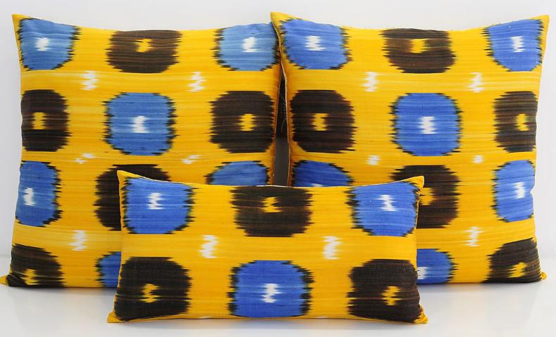 cushions by Yastik