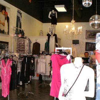 Jamaica clothing store