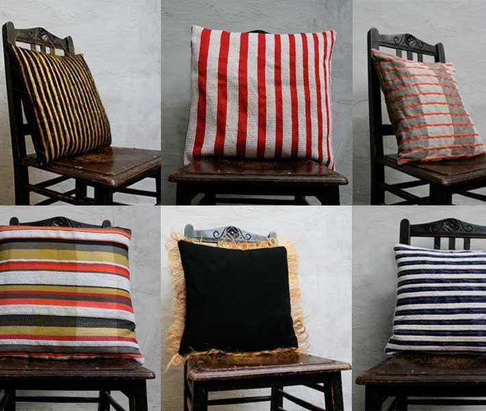 horse hair cushions