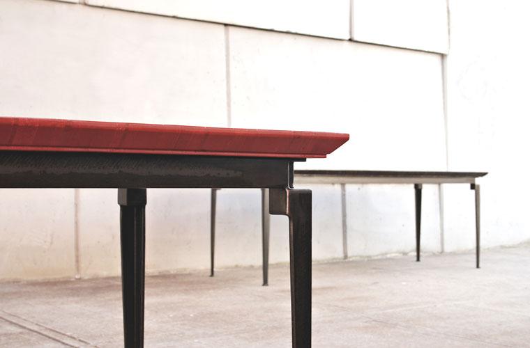 horgan beckett pepper table red top