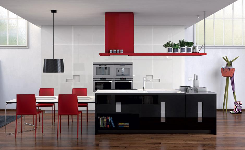 Time Traveling Kitchen Design U2013 A Blog By Darren Morgan GEOMETRIX DESIGN  Berejkovskaya_06