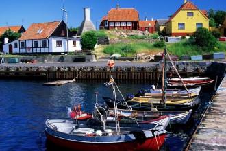 Gudhjem_Bornholm_Denmark