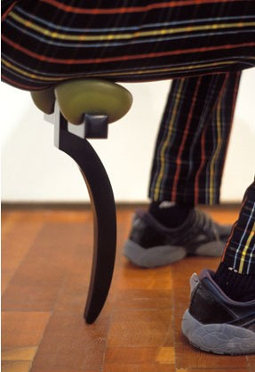 banana nut shaker demonstration of stools function