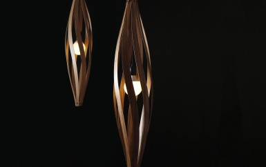Cocoon Pendant Light 1