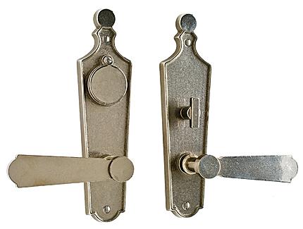 cast bronze door handles traditional by rocky mountain hardware