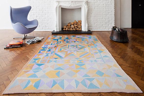 ottomania kaftan rug by Top Floor Rugs