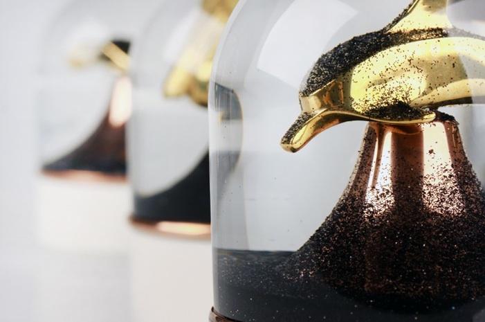 Neil Conley Snow Globes