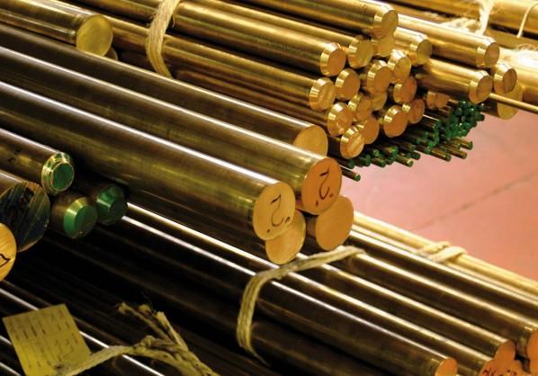 Brass rod