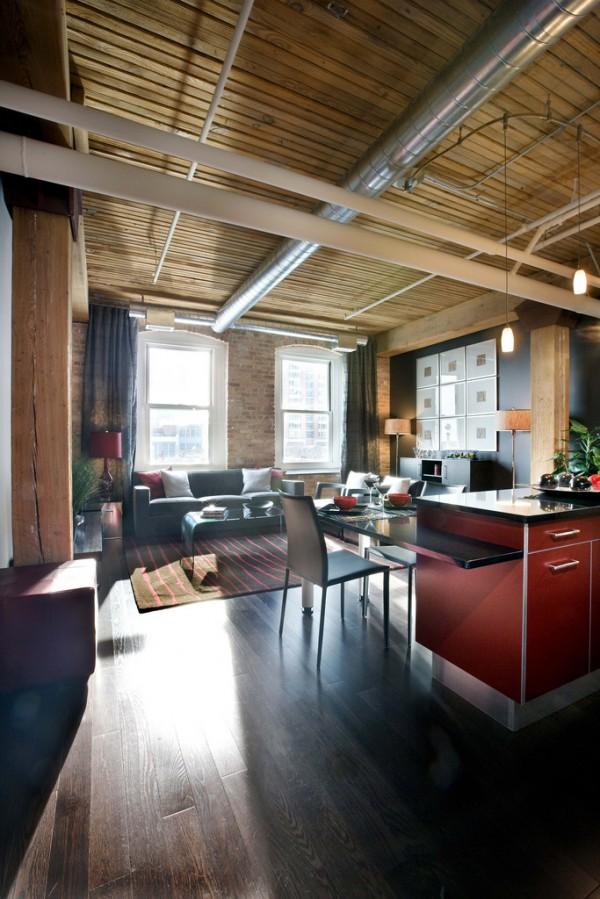 Beautiful Loft Design Ideas Interior Ideas - Interior Design Ideas ...