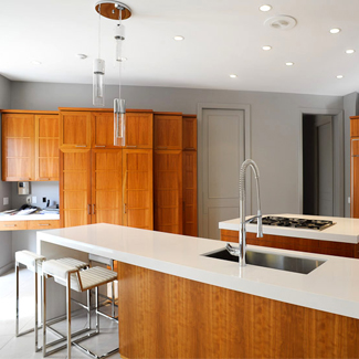 ReDesign of London, Ontario - after kitchen