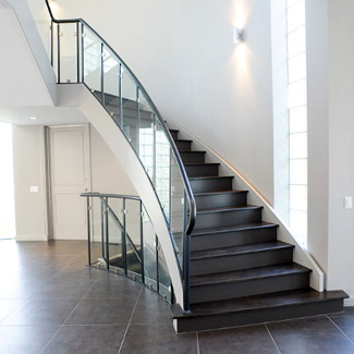 ReDesign of London, Ontario - after staircase