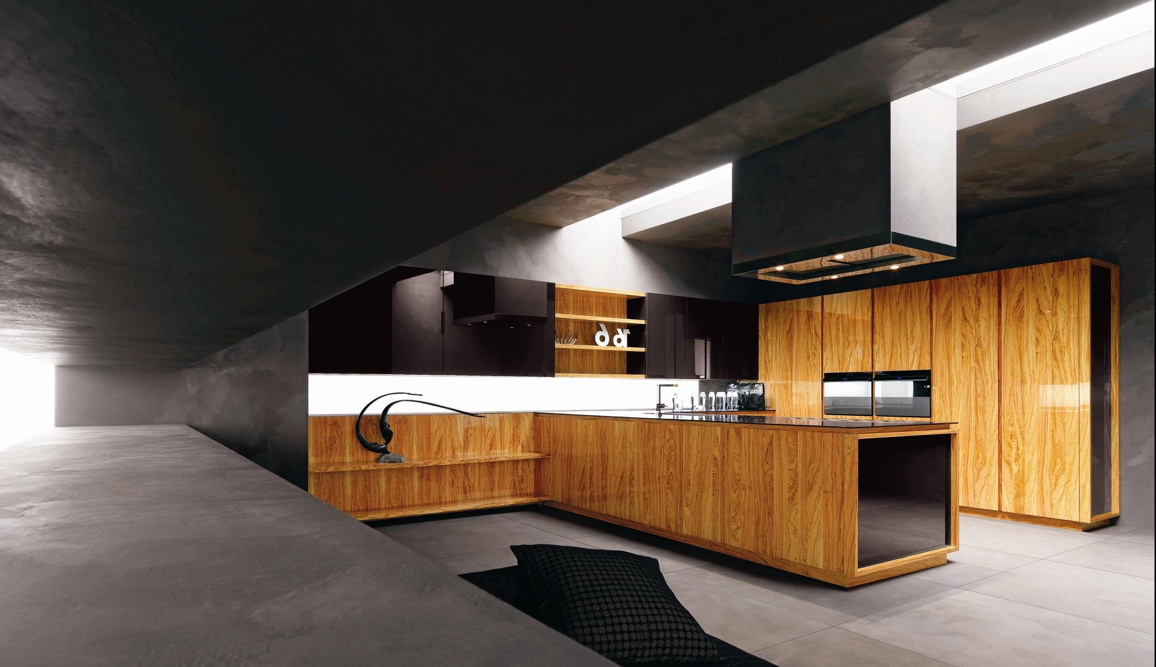 darren morgan on kitchen design: the wow maker