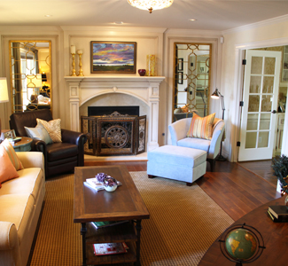 Elegant What To Do With A Formal Living Room