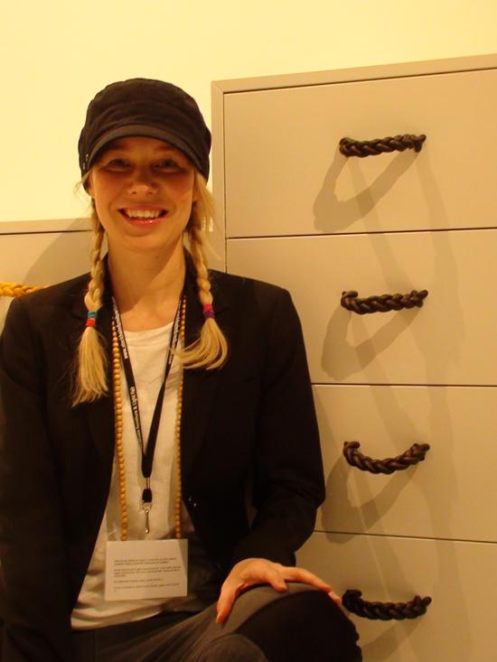 Anna Kraitz and her  'Mama Look' bureau