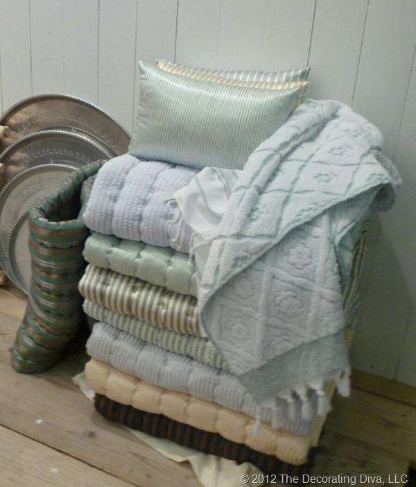 Pastal fabrics