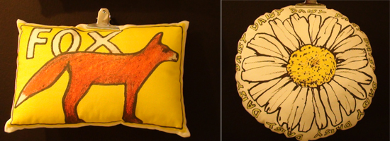 pillows from LUS