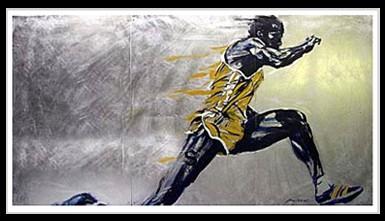 """""""Runner"""" by Michael Bryan"""