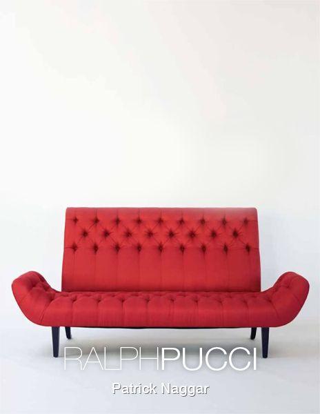 Neo Chester Sofa by Patrick Naggar via Ralph Pucci