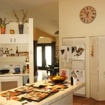 Before  - kosher kitchen by Morantz Cabinets