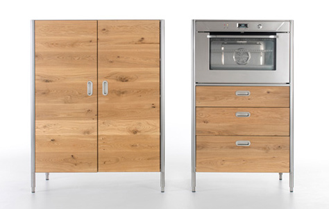 Let the kitchen set you free - Alpes\' Liberi in Cucina collection