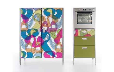 get liberi in cucina with karim rashid freestanding kitchen storage by alpes