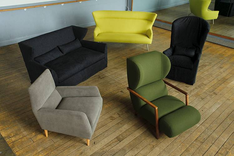Chairs and sofas by Couch