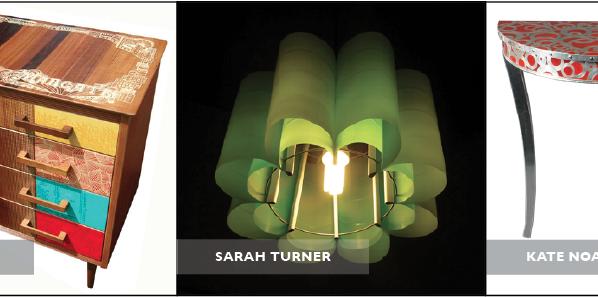 Sarah Turner, Zoe Murphy, Kate Noakes, Tent London, Blogtour, London Design Fest
