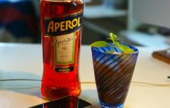 Aperol and Vietnamese (Salty) Lemonade, Photo: Warren Bobrow, Leica M8