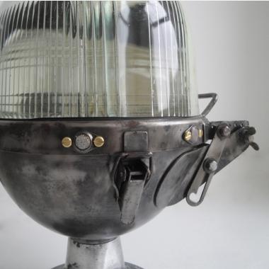 Salvaged vintage light from Skinflint Designs